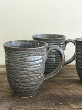 Load image into Gallery viewer, SLATE MUG IN WAVE - 15 OUNCES