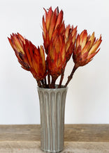 Load image into Gallery viewer, SLATE TINA VASE WITH STRIPES