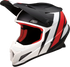 Casque Cross Z1R Rise Noir/Blanc/Rouge