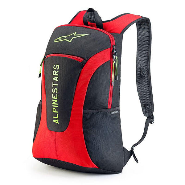 Sac Alpinestars Gfx BackPack noir/rouge/jaune fluo