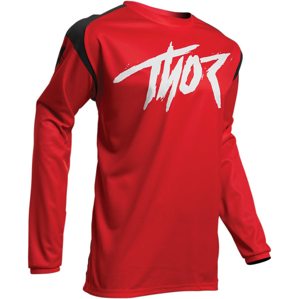 Maillot Cross Enfant Thor Youth Sector Link Red Jersey