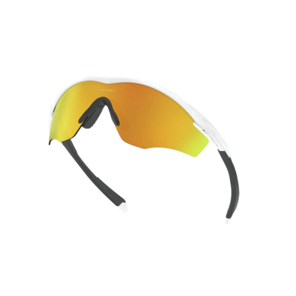 Lunette Oakley M2 Frame XL Polished White Fire Iridium