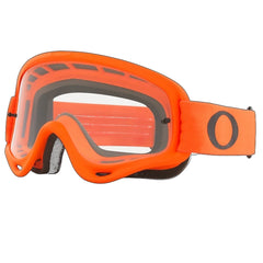 Masque Oakley O Frame Mx Moto Orange W/ Clear