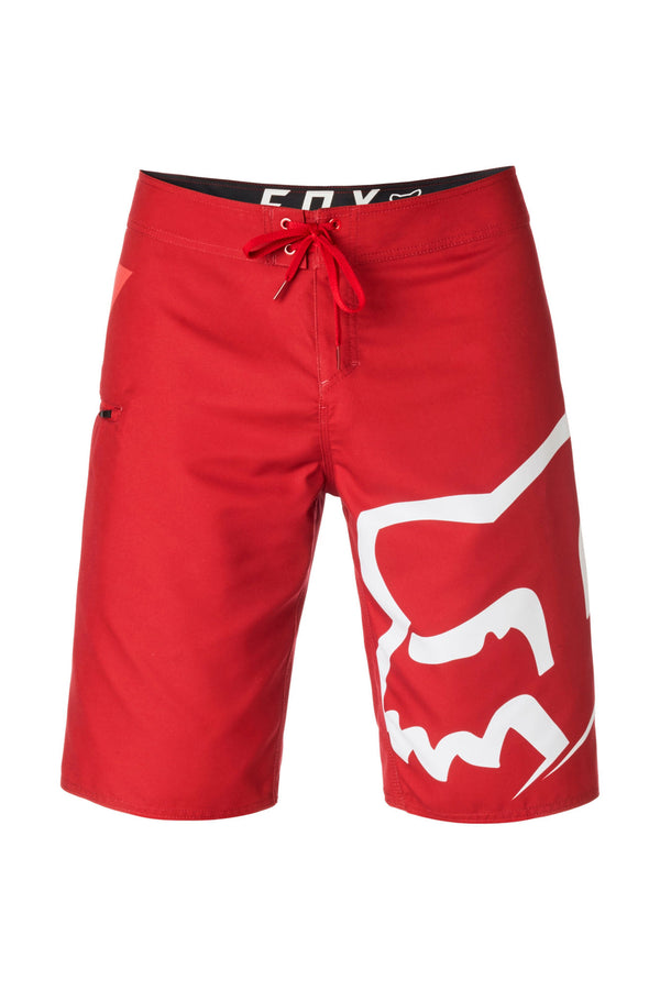 Short Fox Racing Stock BoardShort Rouge