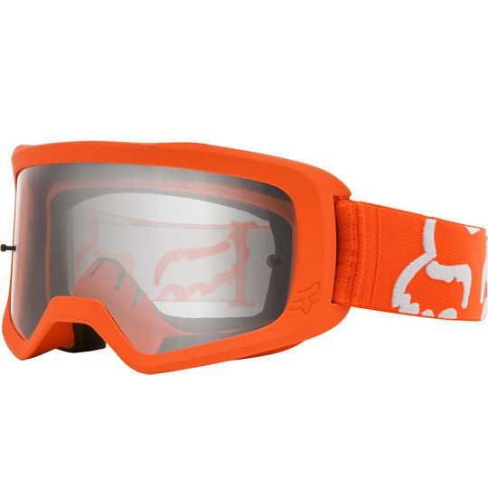 Masque Fox Racing Main race orange