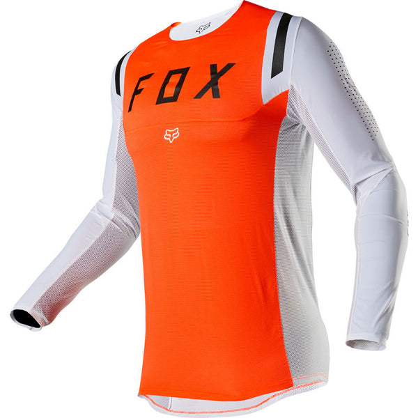 Maillot Cross Fox Flexair Howk Jersey Orange Fluo