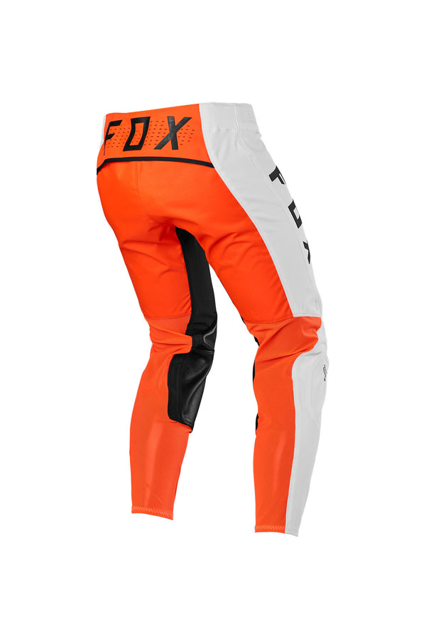 Pantalon Cross Flexair Howk Orange Blanc