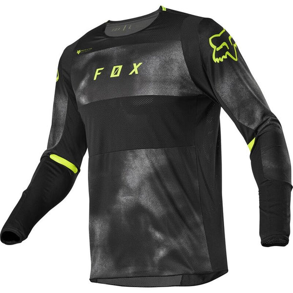 Maillot Cross Fox 360 Haiz Jersey Noir