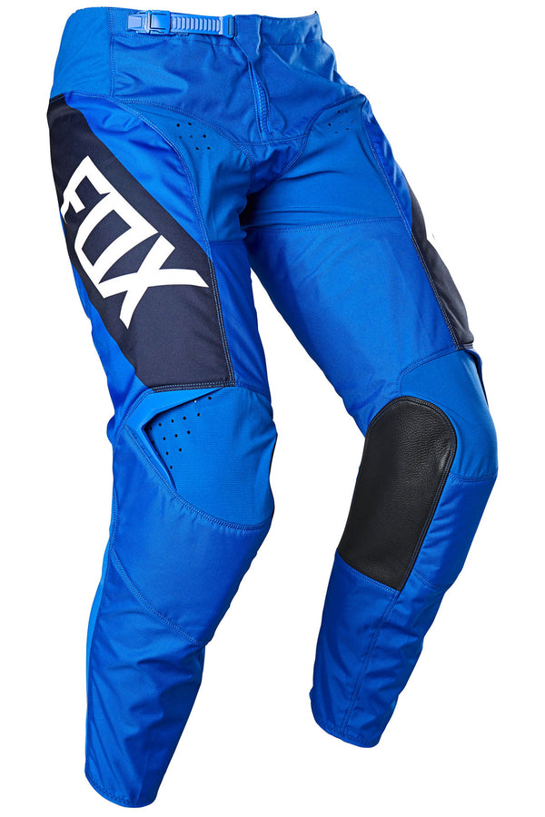 Pantalon Cross Fox Racing 180 Revn Enfant Blue