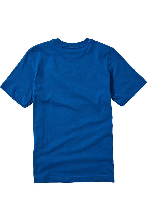 Tee-Shirt Fox Racing Enfant Overhaul Bleu