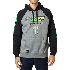 Sweat-shirt Fox Monster Pro Circuit Gris