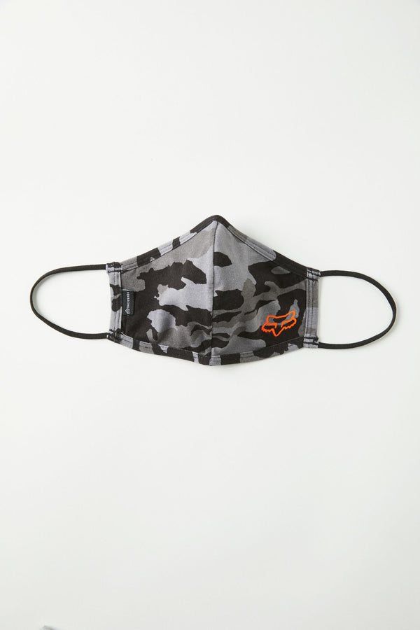 Masque Fox Racing Enfant Face Mask Camo