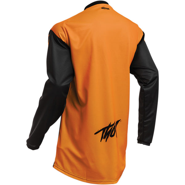 Maillot Cross Enfant Thor Youth Sectore Link Orange Jersey
