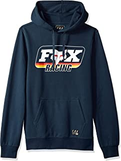 Sweat-shirt Fox Racing Pullover Fleece Bleu Nuit