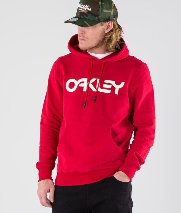 Sweat-shirt Oakley B1B Hoodie Samba red rouge