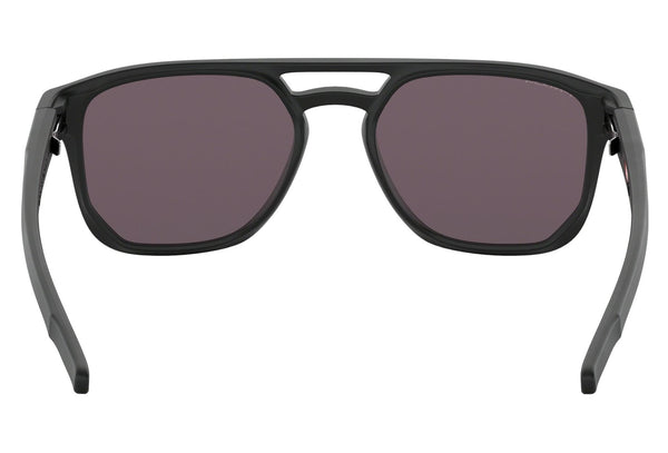 Lunette Oakley Latch Beta Matte Black Prizm Black Polarisée