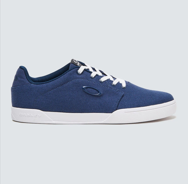 Chaussures Oakley Canvas Flyer Sneaker bleues