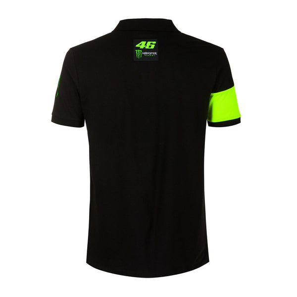 Polos Vr46 Dual Monster Energy