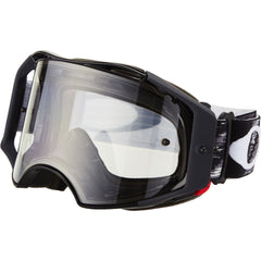 Masque Oakley Airbrake Mx Jet Black Speed W/Clear