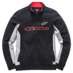 Sweat-shirt Alpinestars Curb Fleece Noir