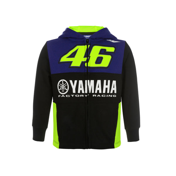 Sweat-shirt Vr46 Dual Yamaha Enfant