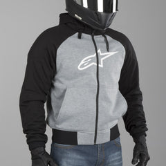 Blouson Alpinestars Chrome Sport grey black