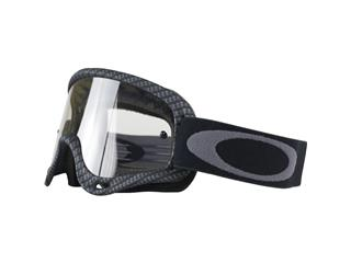 Masque Oakley O Frame MX Matte Carbon with clear
