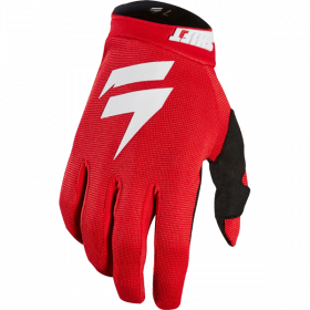 Gants Cross Shift Whit3 Air Glove Rouge