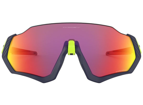 Lunette Oakley Flight Jacket matte navy Prizm road