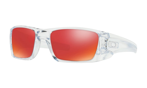 Lunette Oakley Fuel Cell polished clear Torch Iridium