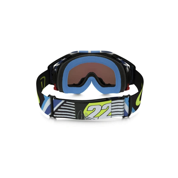 Oakley Airbrake MX Chad Reed Signature Speed Stripe Prizm Jade