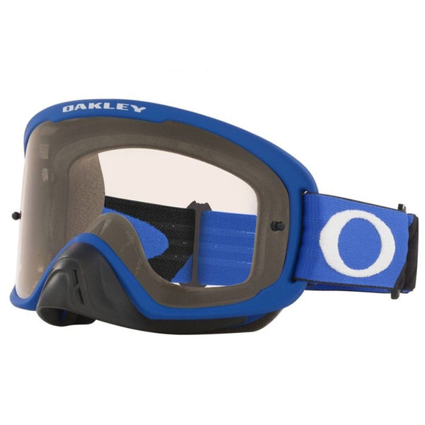 Masque Oakley O Frame 2.0 MX Tuff Blocks Blue Black Clear
