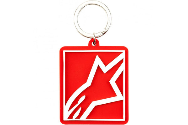 Porte Clefs Alpinestars Corp Shift Key Fob Red