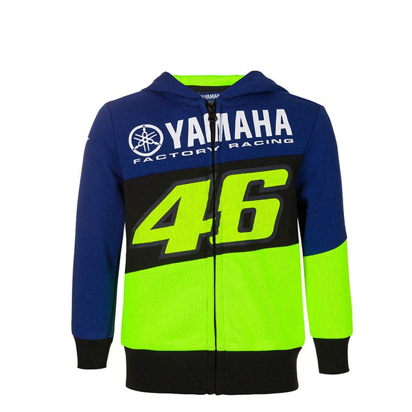 Sweat-shirt à capuche Racing VR46 enfant