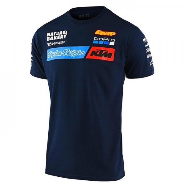 Tee-Shirt Troy Lee Designs KTM