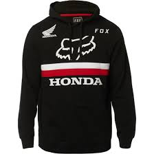 Sweat-shirt Fox Honda