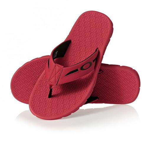 Savates Oakley Operative Sandal 2.0 Rouge