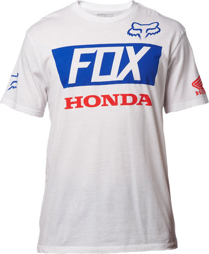 Tee-Shirt Fox Racing Honda Basic Standard