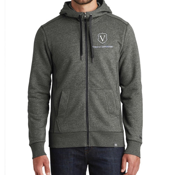 Veritas French Terry Full Zip Hoodie (Unisex & Ladies)