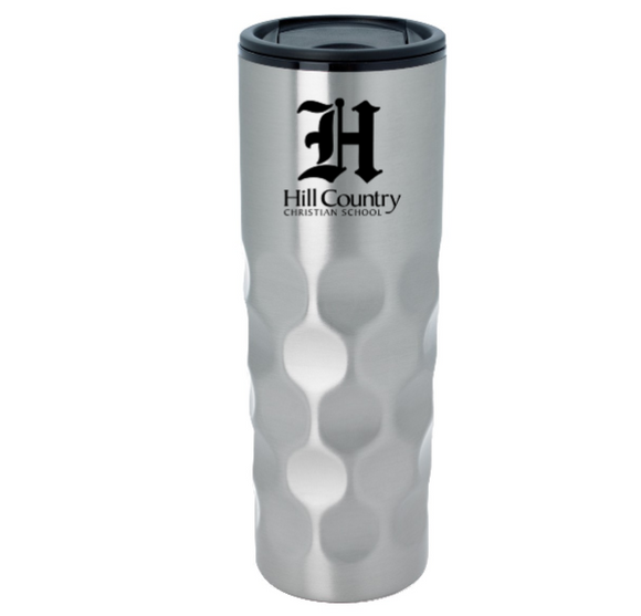 Knights 16 Oz. Modern Stainless Steel Tumbler