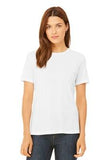 Bella+Canvas® Women's Relaxed Jersey Short Sleeve Tee