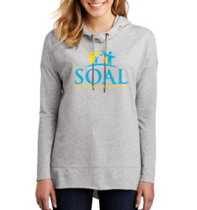 SOAL Ladies Featherweight Terry Sweatshirt