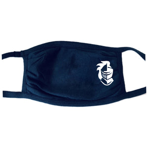 Knights Head Reusable Knit Youth Masks