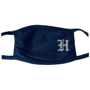Knights H Reusable Cotton Knit Youth Masks