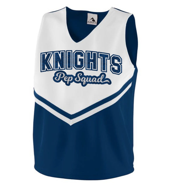 Knights Pride Shell for Pep Squad