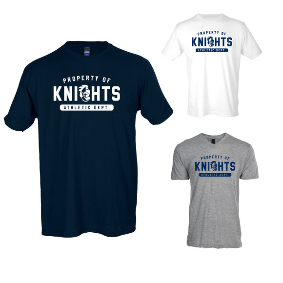 Knights Athletics T-shirt