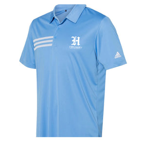 Knights Adidas 3 Stripe Chest Polo