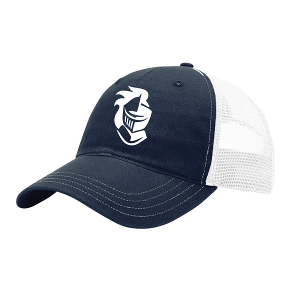 Knights Cap, Embroidered Trucker