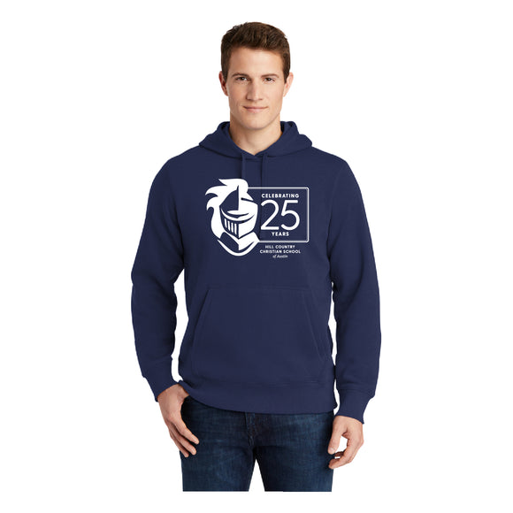 Knights 25th Anniversary Fleece Hooded Sweatshirt (YXS-4XL)