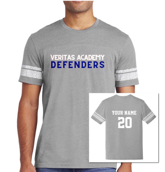 Veritas Defenders Game T-shirt
